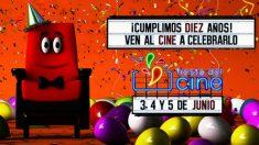 Fiesta del Cine 2019