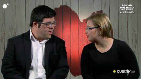 María y Manolo, una lección de amor en 'First Dates'