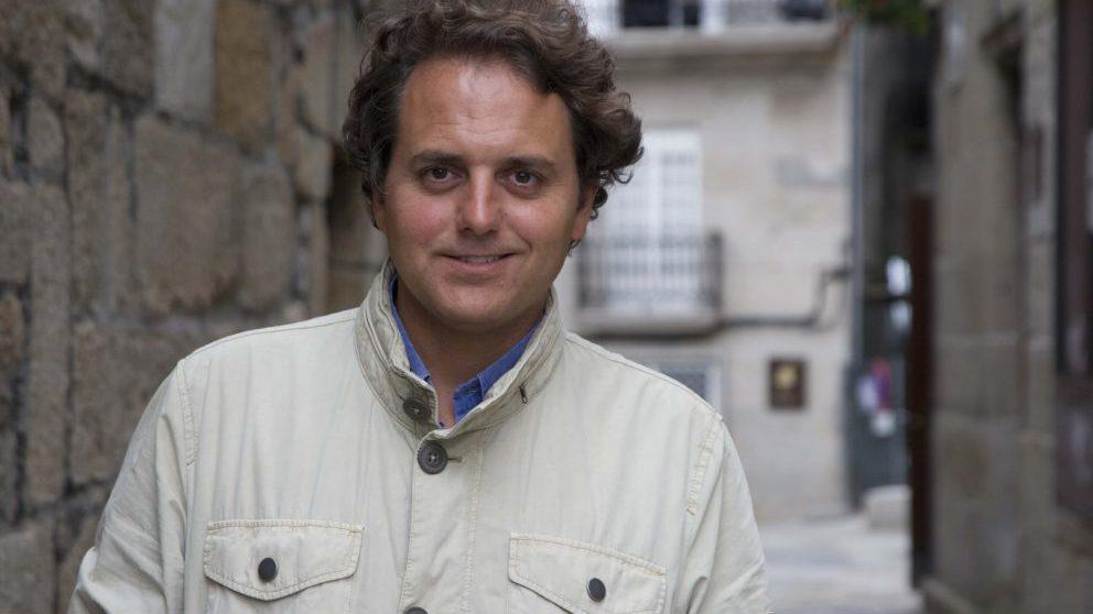 Domingo Villar, escritor @Getty