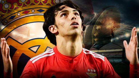 Joao Félix sólo quiere jugar en el Madrid.
