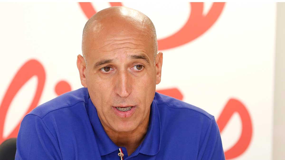 José Antonio Díaz, candidato del PSOE de León @EFE