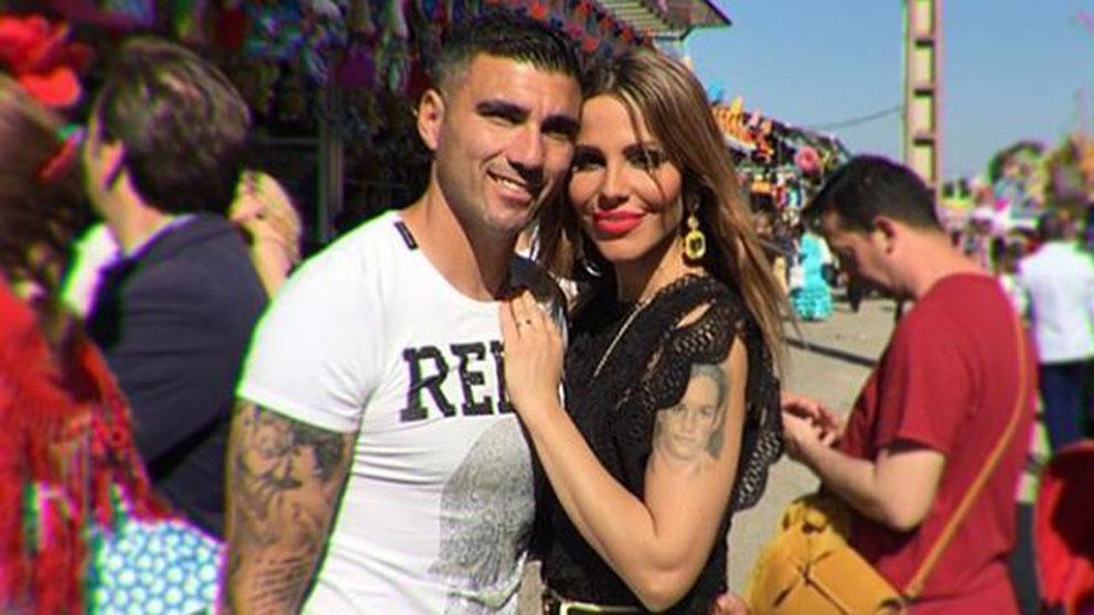 La viuda de José Antonio Reyes publica el último Whatsapp que mandó antes de su accidente