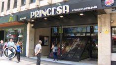 Cine Princesa.