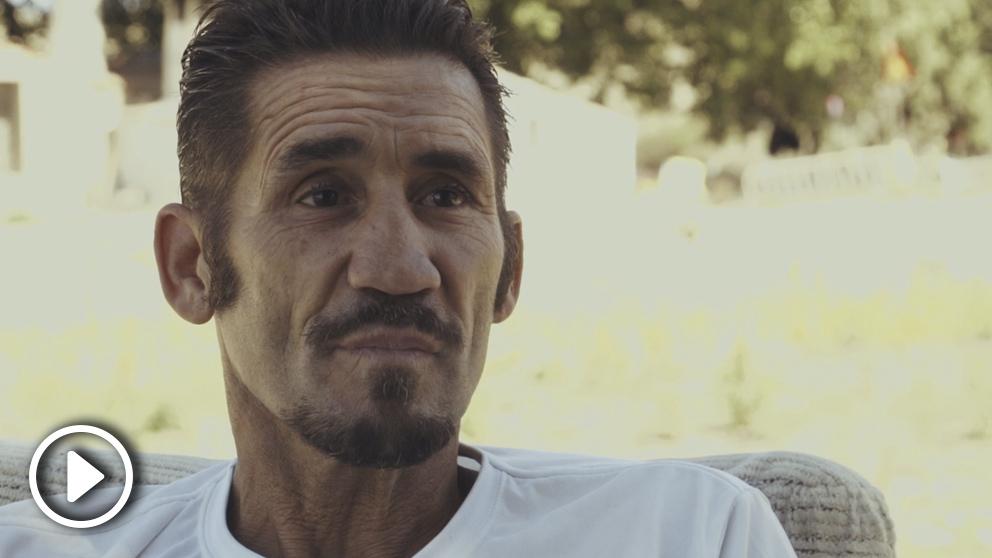 El ex boxeador Poli Díaz entrevistado por Cake Minuesa.