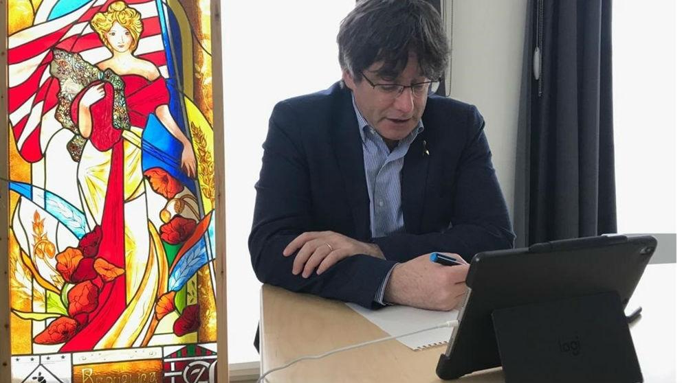 Carles Puigdemont. Foto: Europa Press
