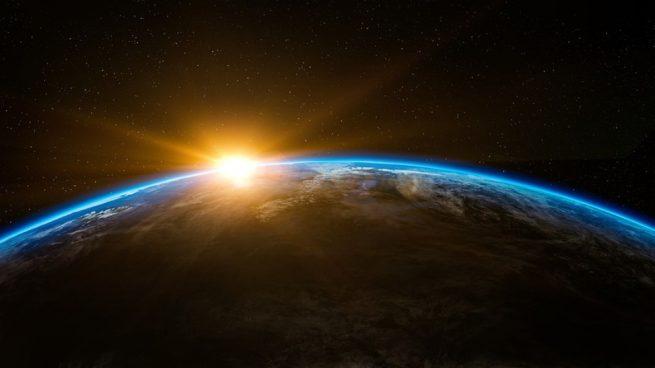 forma de la Tierra