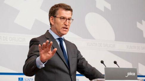 Alberto Núñez Feijóo. (Foto: Europa Pres)