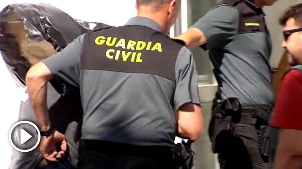 Detención del presunto violador de Jerez.