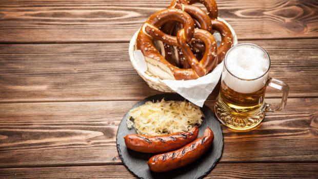 Gastronomía alemana en Berlín