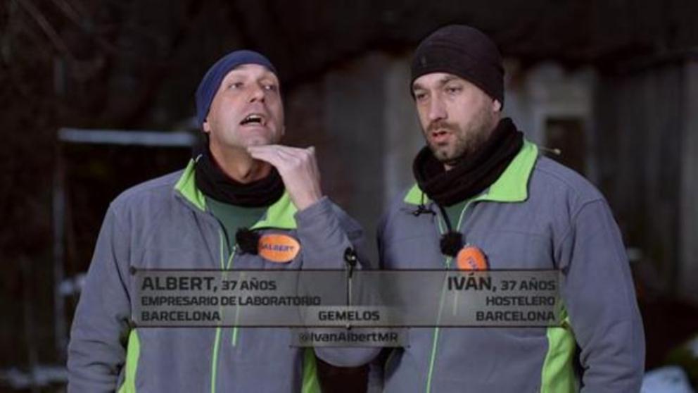 Iván y Albert fuera de 'Masters de la reforma'