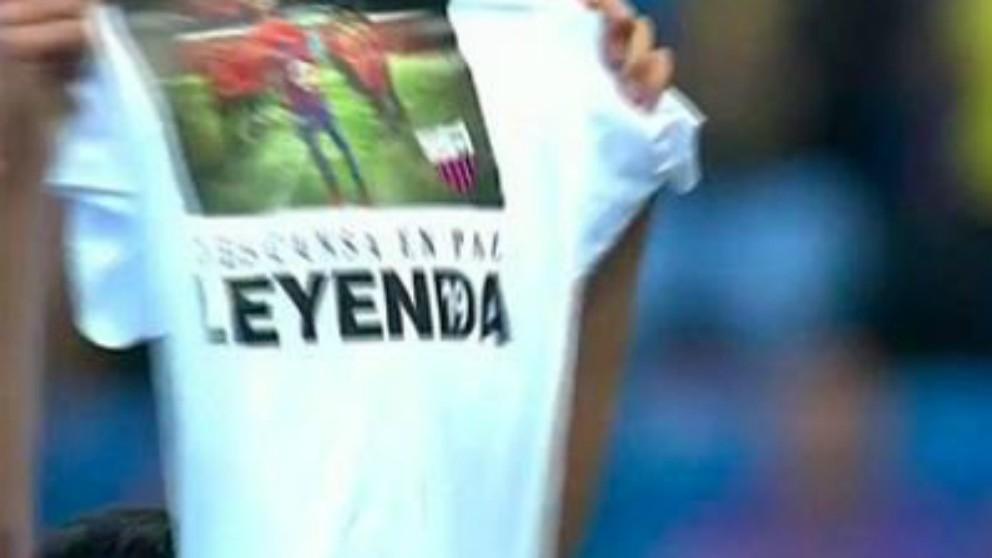 Pomares dedicó su gol con el Extremadura a José Antonio Reyes.