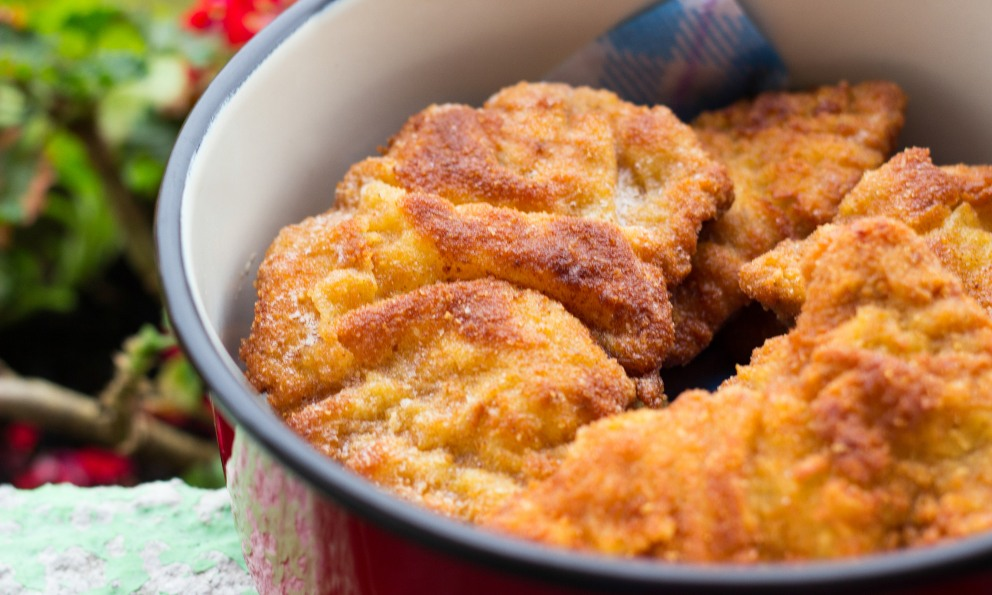 Receta de Coixinhas de frango brasileñas