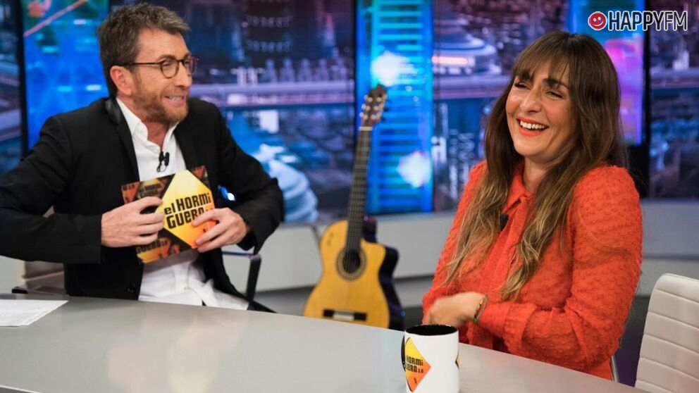 Candela Peña en 'El Hormiguero'