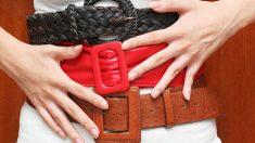 Cómo hacer un cinturón de mujer paso a paso