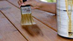 Pasos para restaurar correctamente una mesa de madera