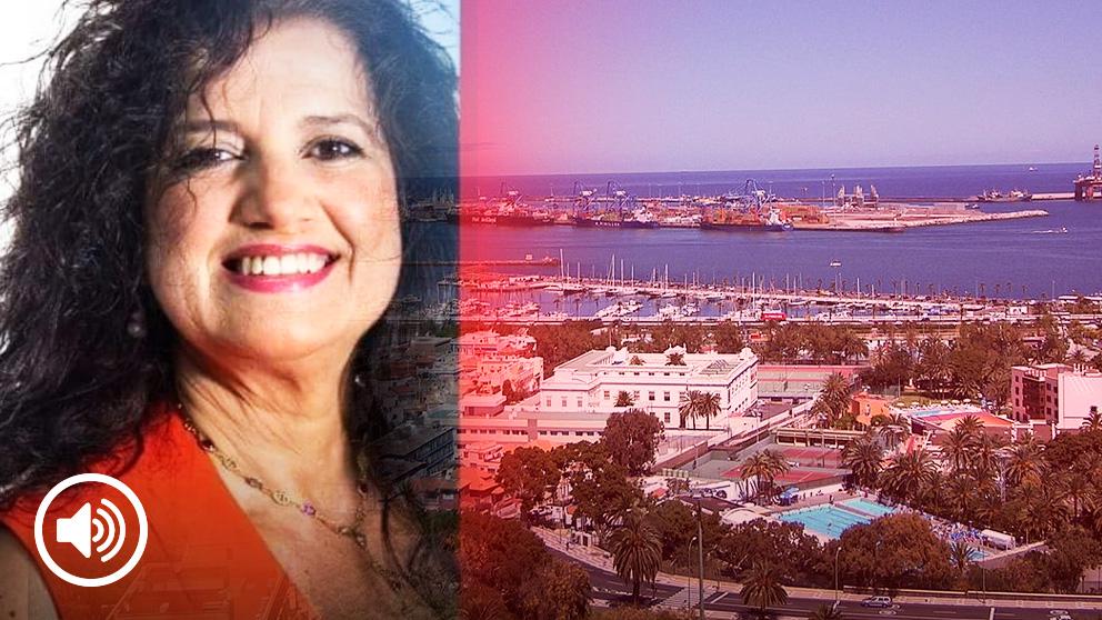 Aurelia Vera, ex concejal del PSOE en el Puerto del Rosario (Fuerteventura).