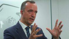El ex secretario de Estado de Seguridad, Francisco Martínez.