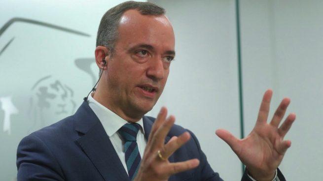El ex secretario de Estado de Seguridad, Francisco Martínez