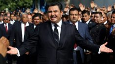 Naason Joaquin Garcia, líder de la iglesia mexicana @Getty