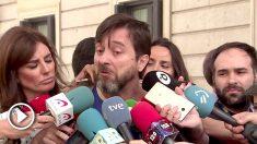 Rafael Mayoral, dirigente de Podemos @OKDIARIO