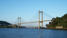 Puente de Rande construido por ACS