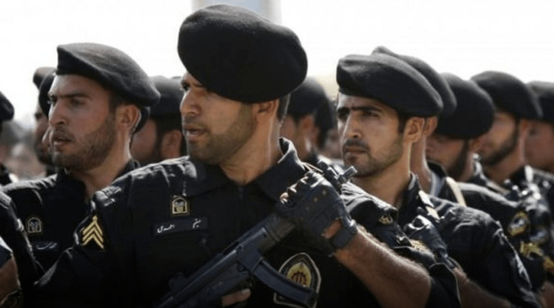 Policía de Irán @EFE