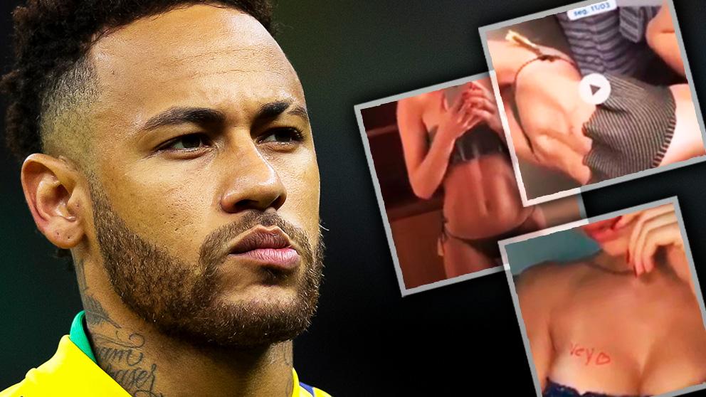 El Caso Neymar aleja al brasileño del Madrid.