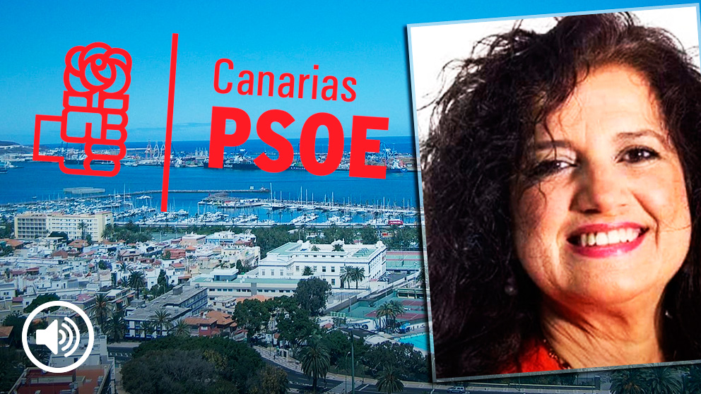 La concejal del PSOE de un instituto de Fuerteventura.