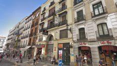 Edificio de calle Carretas 13