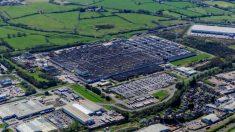 Fábrica de Ford en Gales