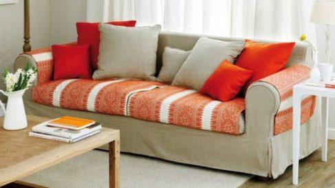 Pasos para hacer una funda de sofá a medida