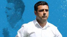David Gallego, nuevo entrenador del Espanyol (@RCDEspanyol)