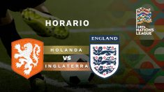Liga de las Naciones: Holanda – Inglaterra | Horario del partido de fútbol de la Liga de las Naciones.