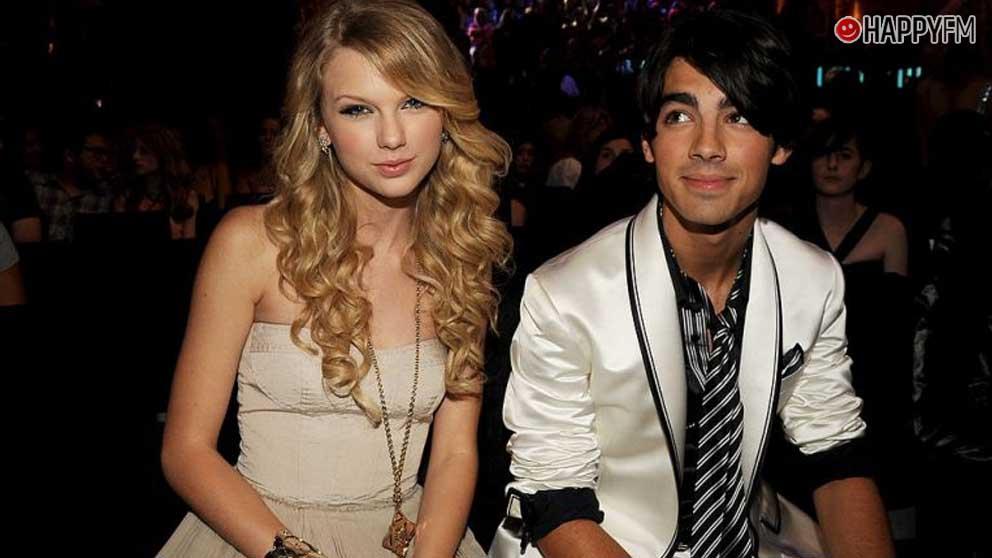 La reacción de Joe Jonas a las disculpas de Taylor Swift