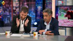 Miguel Ángel Revilla en 'El Hormiguero'