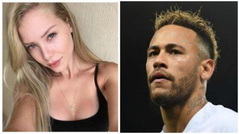 La modelo que denunció a Neymar habla por primera vez.