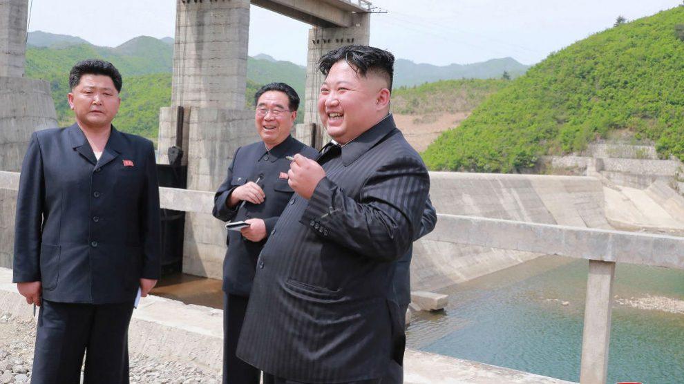Pyongyang. Foto: Europa Press