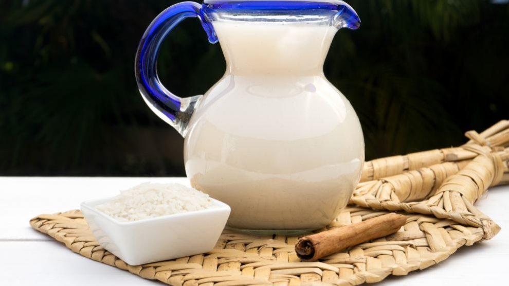 Receta de Chicha de arroz venezolana