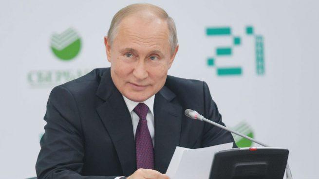 Vladimir Putin tiene su 'putincoin'
