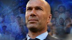 Zidane tiene hasta 36 jugadores en la plantilla.