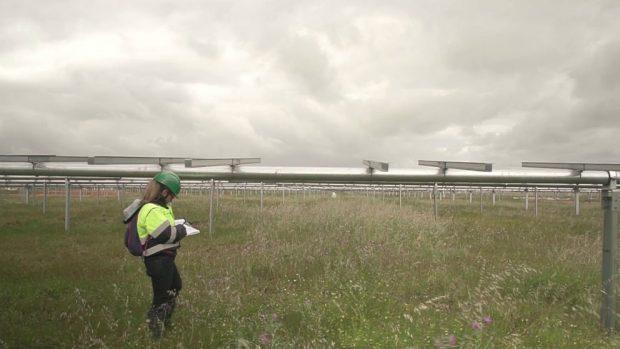 La energía que renueva los pueblos: Extremadura bulle con la energía solar