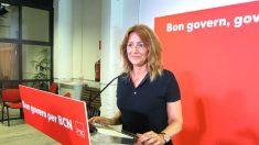 Laia Bonet en rueda de prensa este viernes (Foto: EUROPA PRESS).