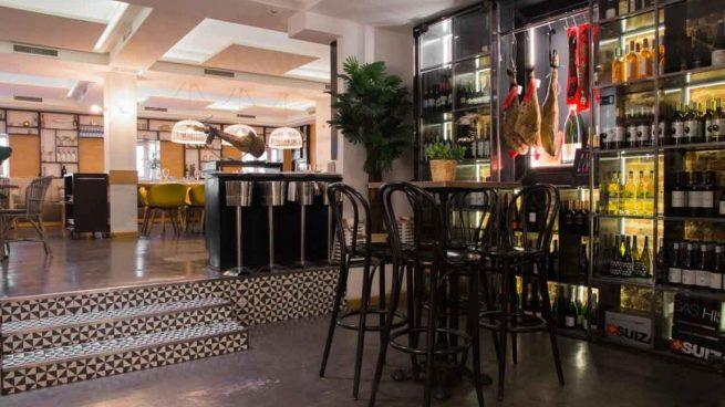 Restaurante Selfie, en el barrio Salamanca de Madrid.