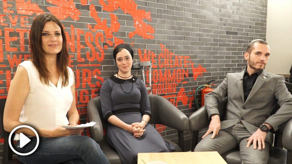 OKDIARIO entrevista a Shira Ish-Ran y Amichai, los padres de Amiad Yisrael, el bebé israelí que murió el 9 de diciembre de 2018 en un atentado yihadista