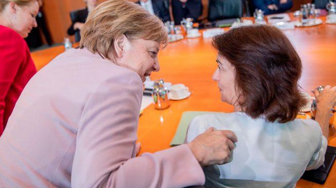El ascenso imparable de Los Verdes en Alemania hunde al partido de Angela Merkel en las encuestas