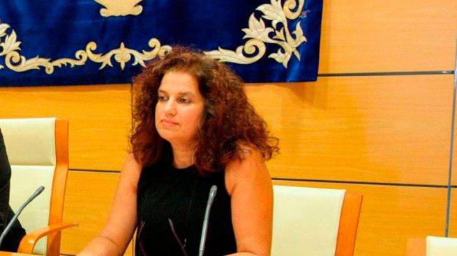 La concejal del PSOE en el Ayuntamiento de Puerto del Rosario (Fuerteventura), Aurelia Vera Rodríguez.