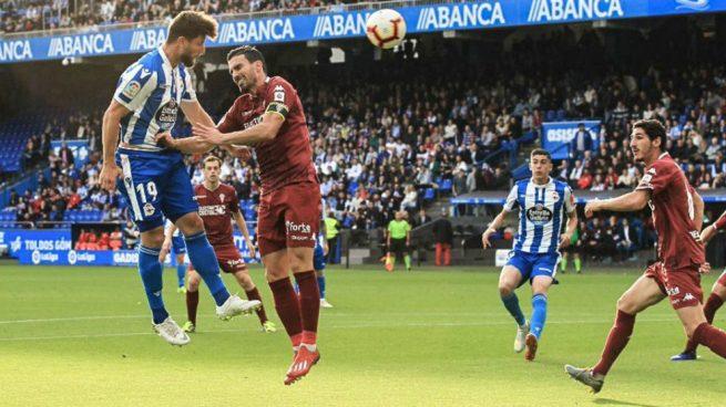 Así queda el playoffs de ascenso a la Liga Santander: Deportivo – Málaga y Mallorca – Albacete