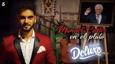 Manuel Cortés en 'Sábado Deluxe'