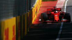 Vettel saldrá desde la pole en Canadá. (AFP)
