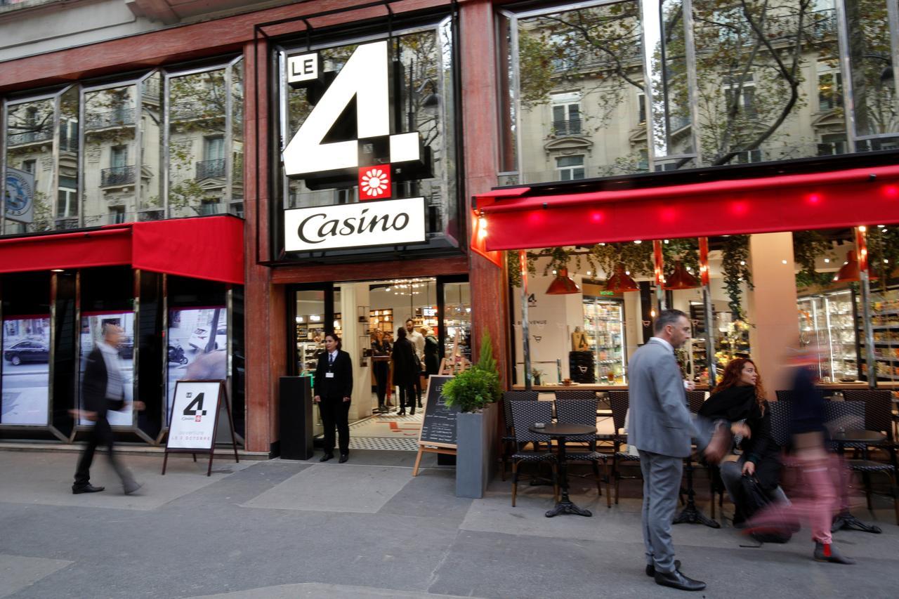 Un establecimiento Casino en París
